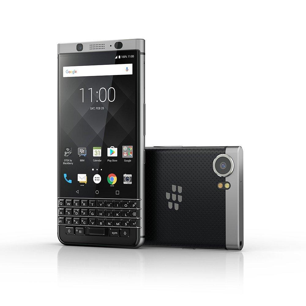 BlackBerry KeyOne 2017 Review
