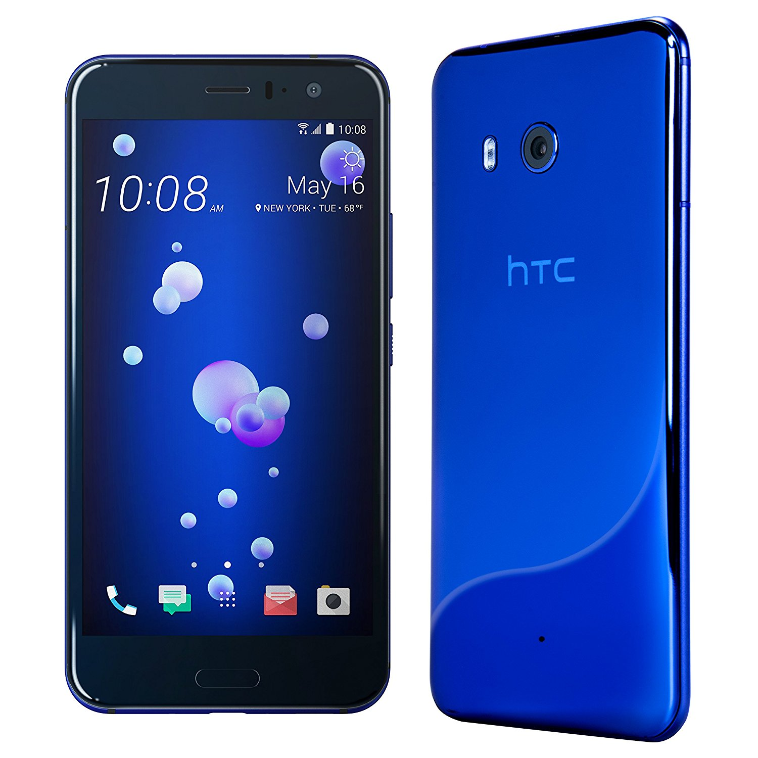 HTC U11 – The World's first squeezable phone