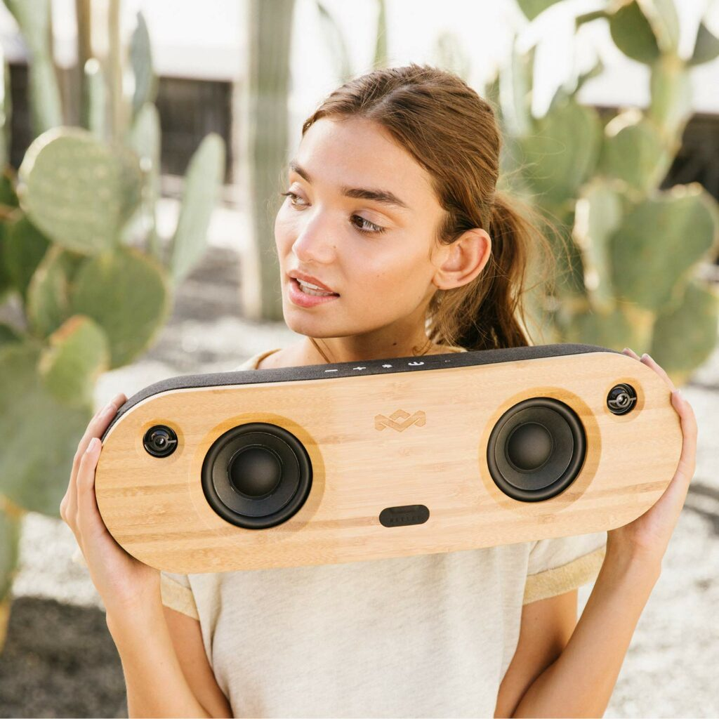 Best Wood Bluetooth Speaker