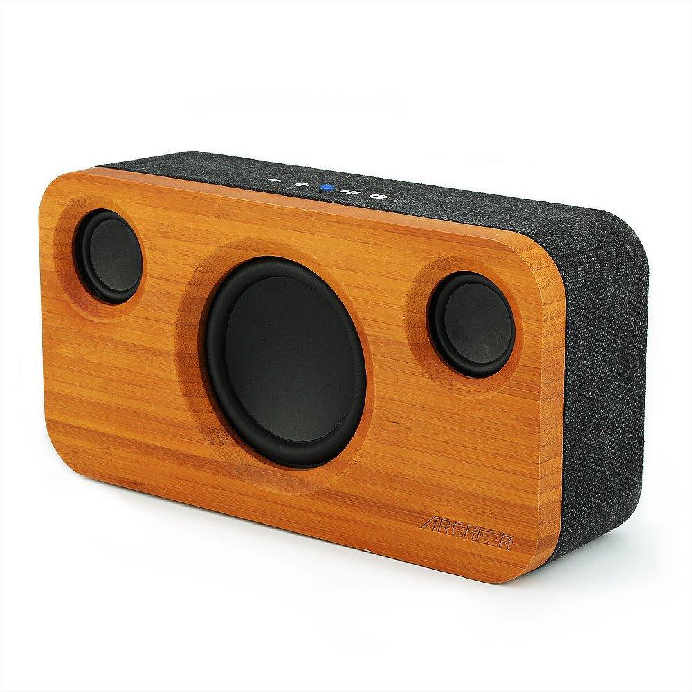 Best Bamboo Bluetooth Speakers 2021