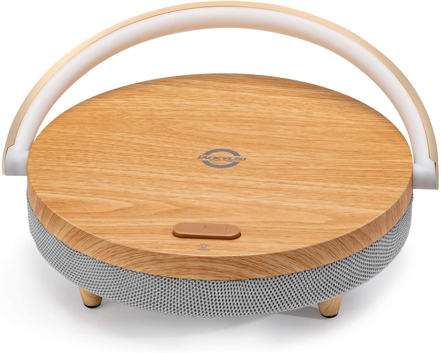 Best Wood Bluetooth Speakers Under $50 – 2021