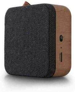 Reveal Wood Mini Bluetooth Travel Speaker