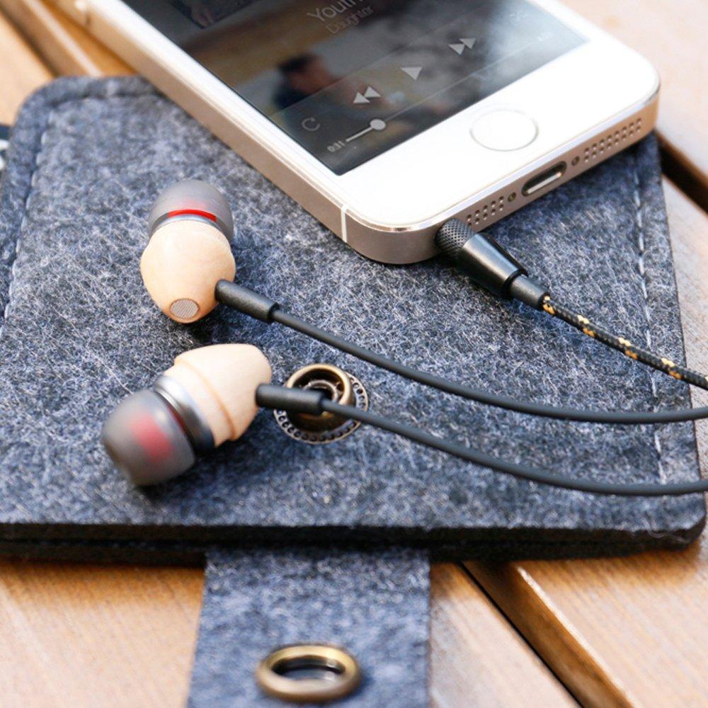 Best Wood Earbuds 2020