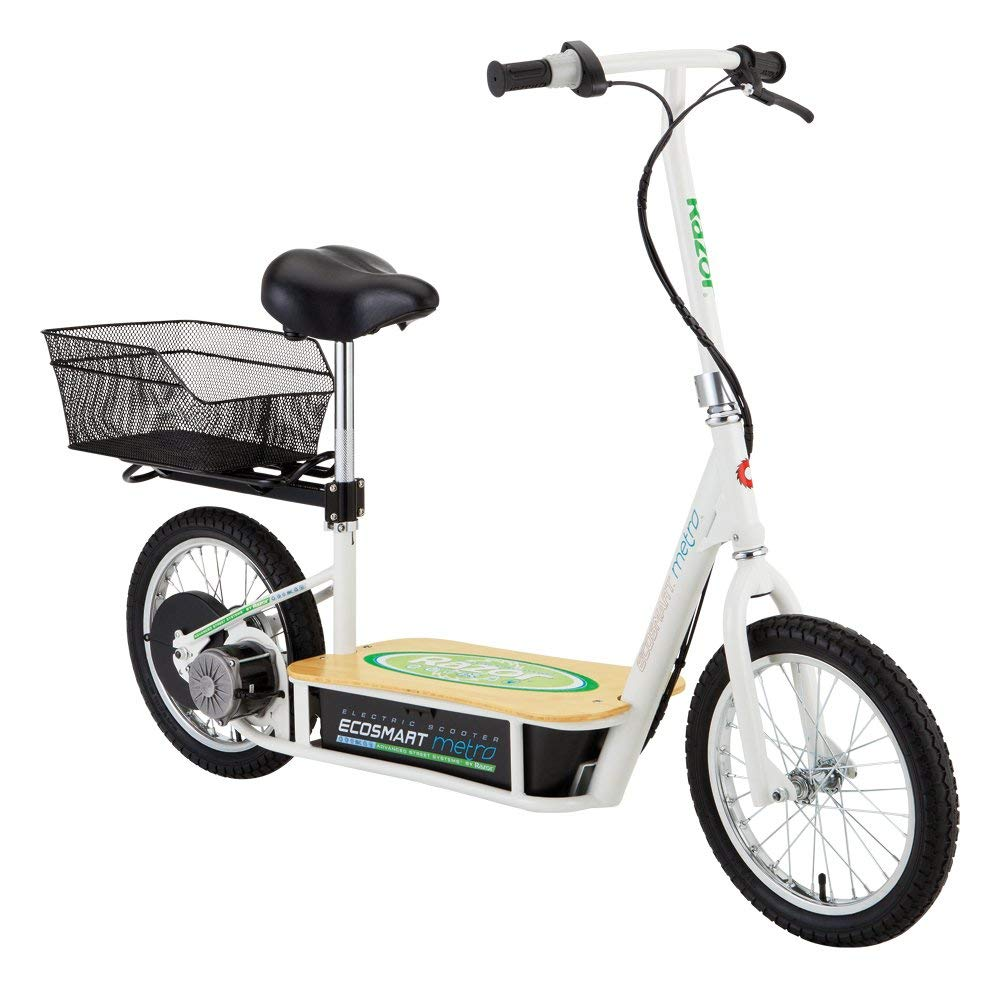 Best Electric Scooters With Seats 2020