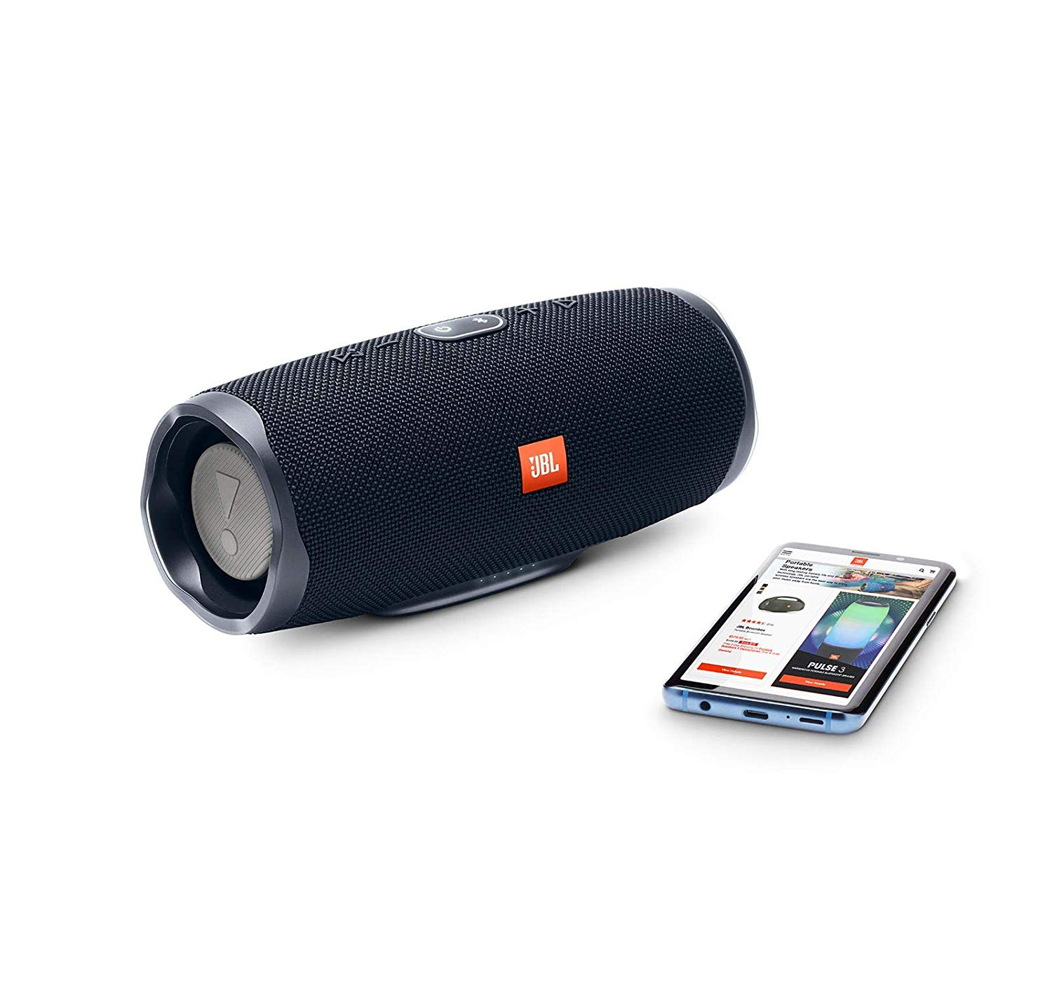 JBL Charge 4 Bluetooth Speaker Review 2019