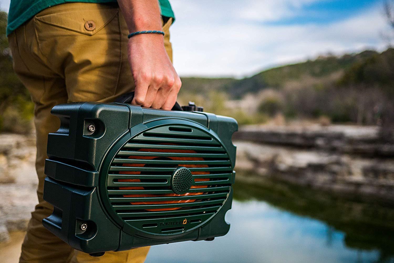 Turtlebox Waterproof Outdoor Bluetooth Speaker