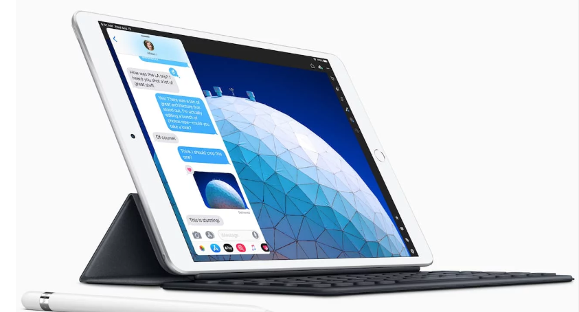 iPad Air 10.5-inch with A12 Bionic Chip