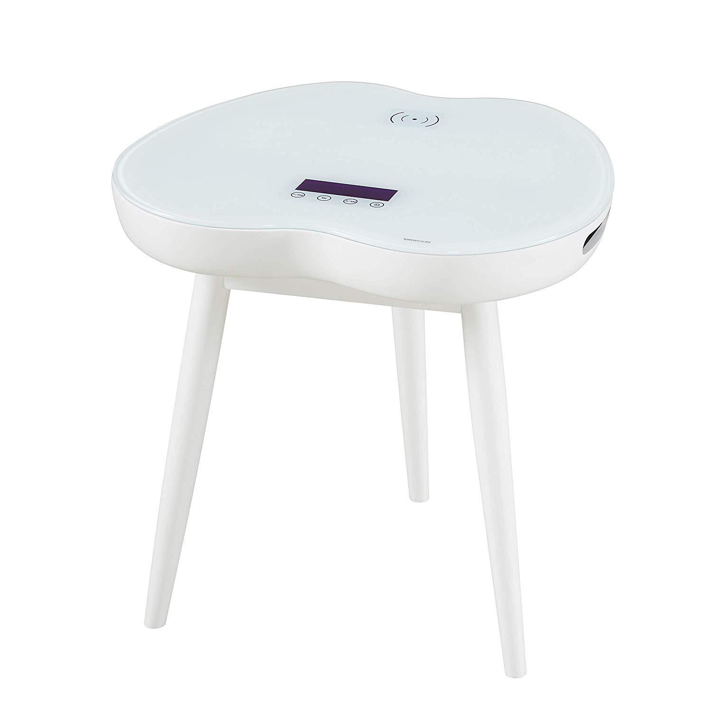 2020 Modern Wireless Charging Smart Table