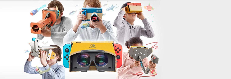 Nintendo Labo Toy-Con VR Kit
