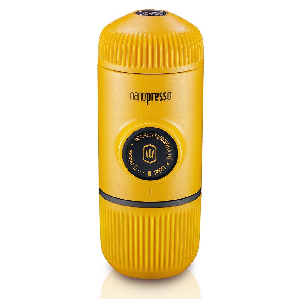 Nanopresso Yellow Tattoo Handheld Portable Espresso Machine