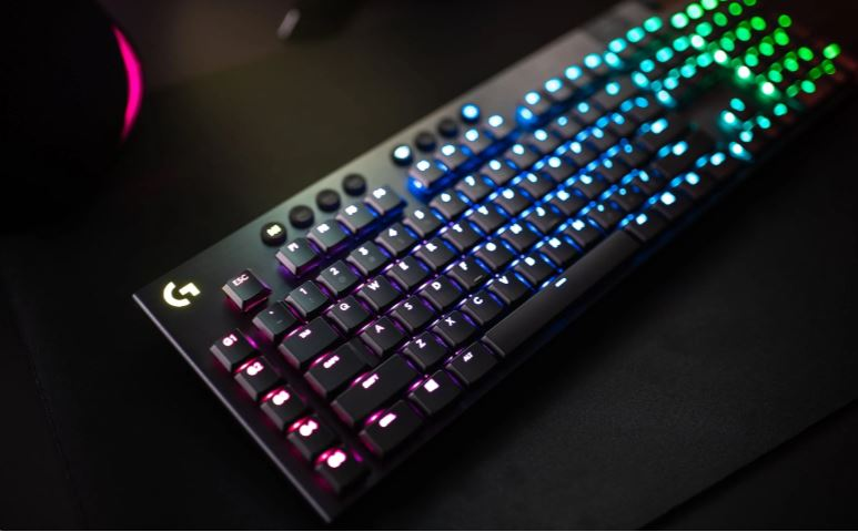 Logitech G915 Wireless Mechanical Gaming Keyboard