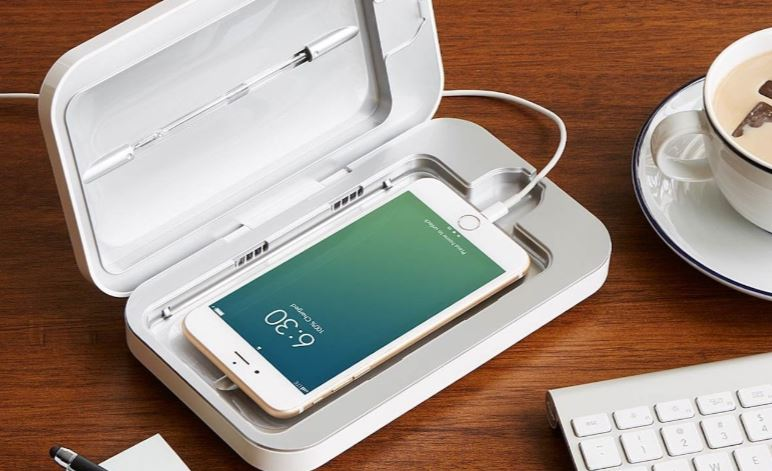 PhoneSoap 3 UV Phone Sanitizer – The best Phone Sanitizer