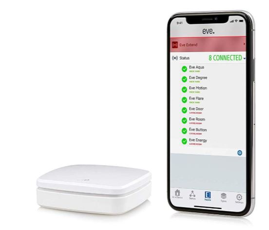 Eve Extend Bluetooth Range Extender