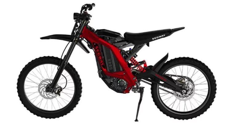 Segway X160 & X260 Dirt eBike