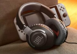 JBL Quantum 100 Wired Gaming Headset