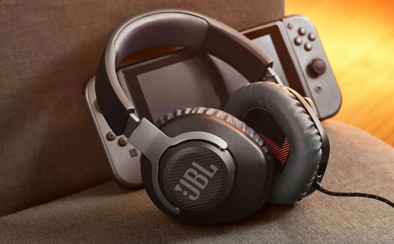 JBL Quantum 100 Wired Gaming Headset – 2020