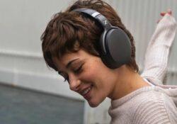 Sennheiser HD 450BT ANC Headphones