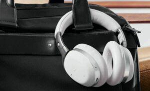 Montblanc MB 01 Wireless Aluminum Headphones