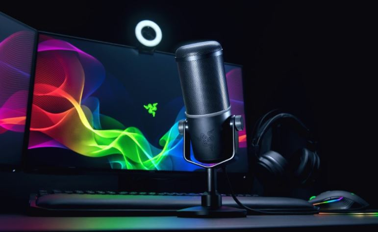 Razer Seirēn Elite Streaming Microphone 2020