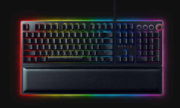 Razer Huntsman Elite Opto-Mechanical Switch Keyboard 2020