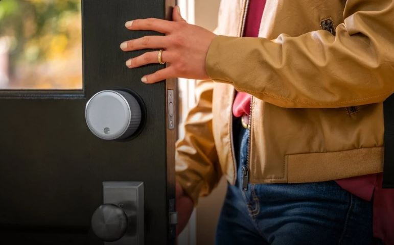 August Wi-Fi Smart Lock 4th Generation 2020