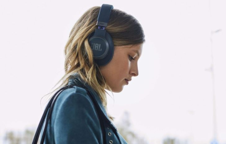 JBL LIVE 650BTNC Wireless Hands-Free Headphones
