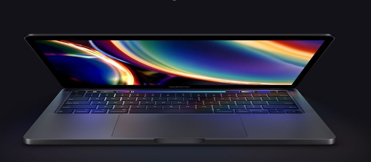 Apple's New 13-inch MacBook Pro with Magic Keyboard 2020