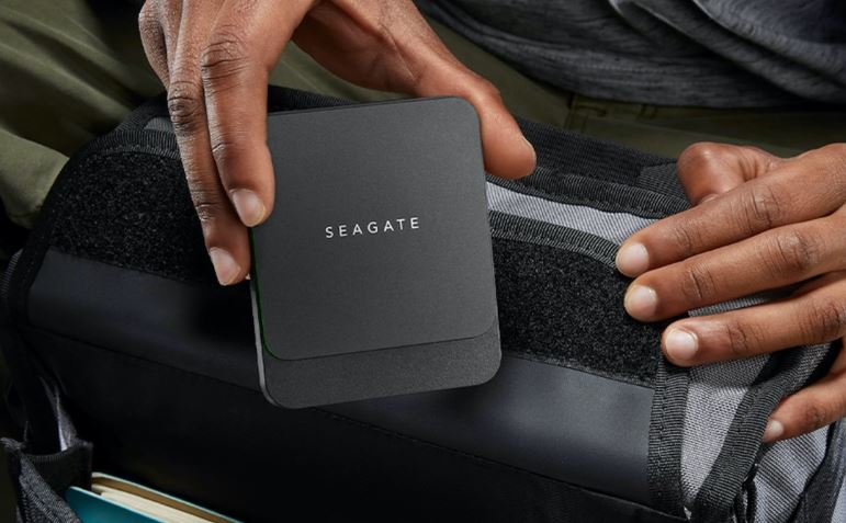 Seagate Barracuda Fast Portable SSD