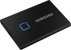 Samsung T7 Touch Portable SSD