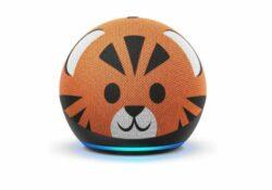 Amazon Echo Dot Kids' Edition 4