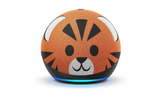 Amazon Echo Dot Kids' Edition 4