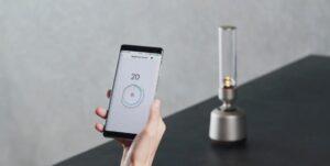Sony LSPX-S2 Wireless Glass Sound Speaker