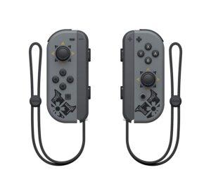 Nintendo Switch Monster Hunter Rise Deluxe Edition - Joycon