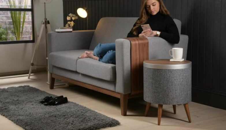 Koble Zain Smart Side Table